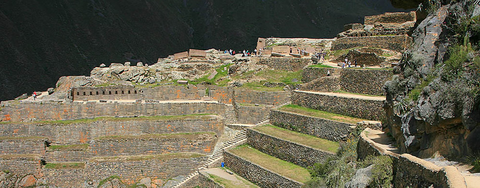 Family trip (Inca Trail, Cusco)