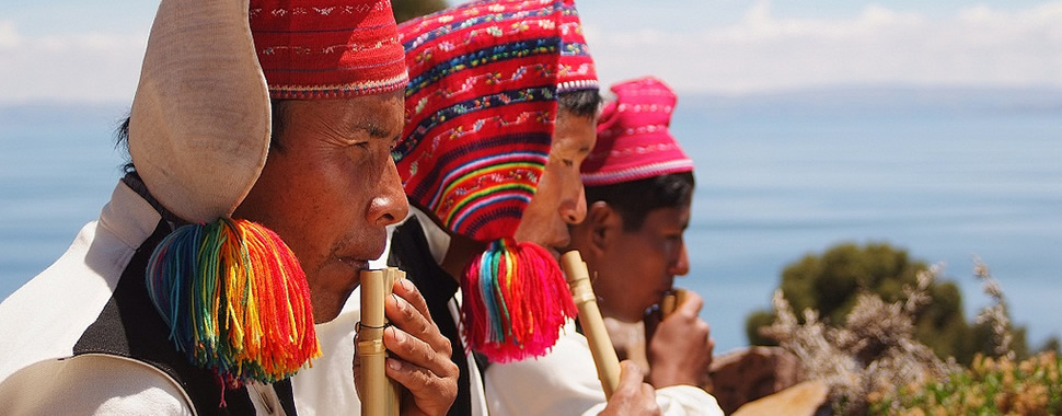 INCA TRAIL, AMAZON, TITICACA