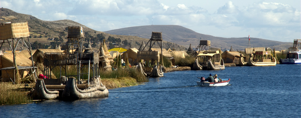 INCA TRAIL & LAKE TITICACA