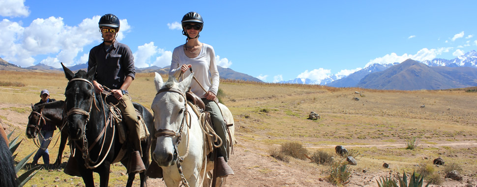 Maras, Moray &  Horseback Riding